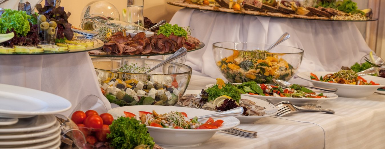 Cold Buffets for All types events in Yorkshire & surrounding areas